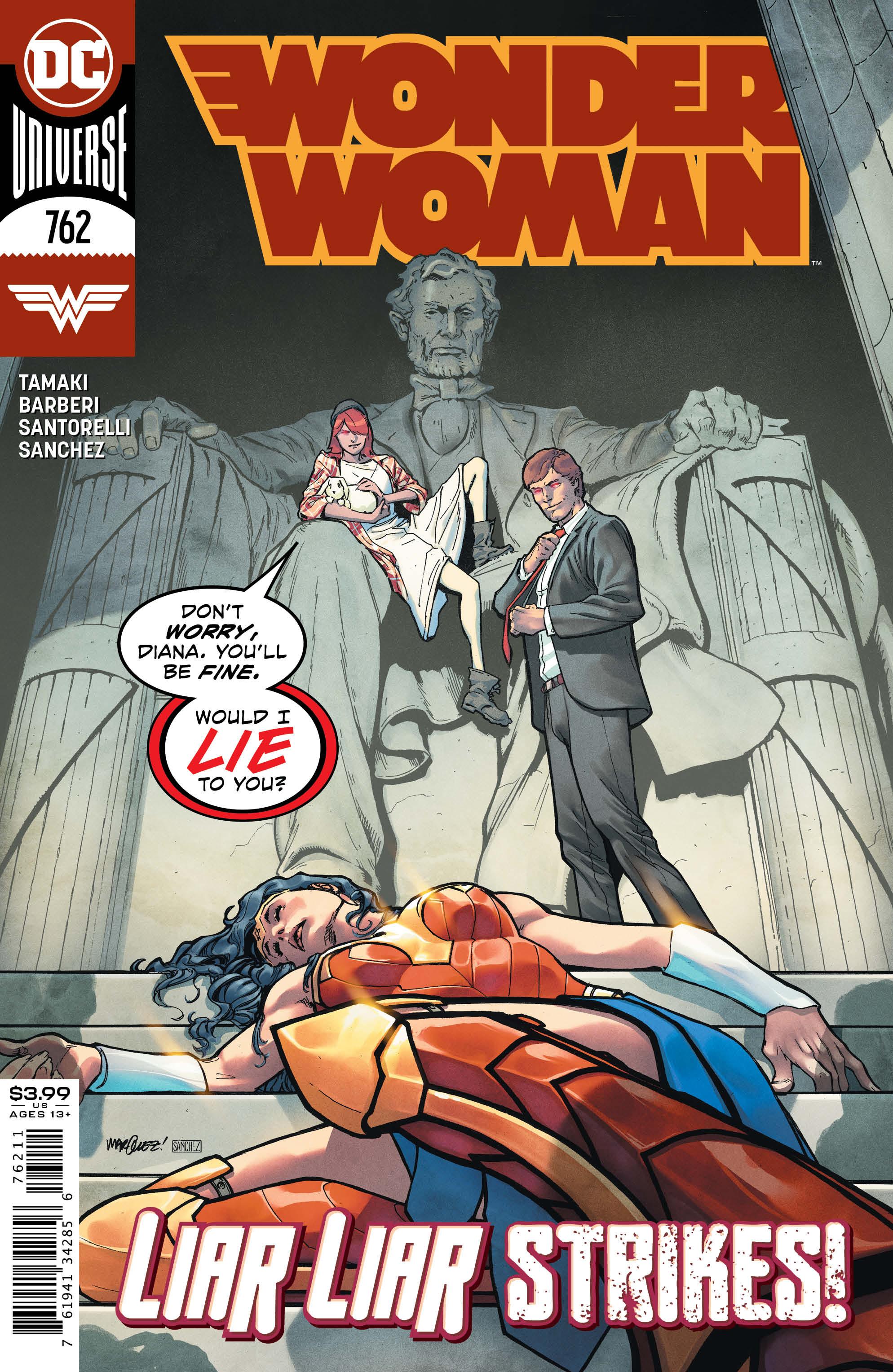 Wonder Woman #761c