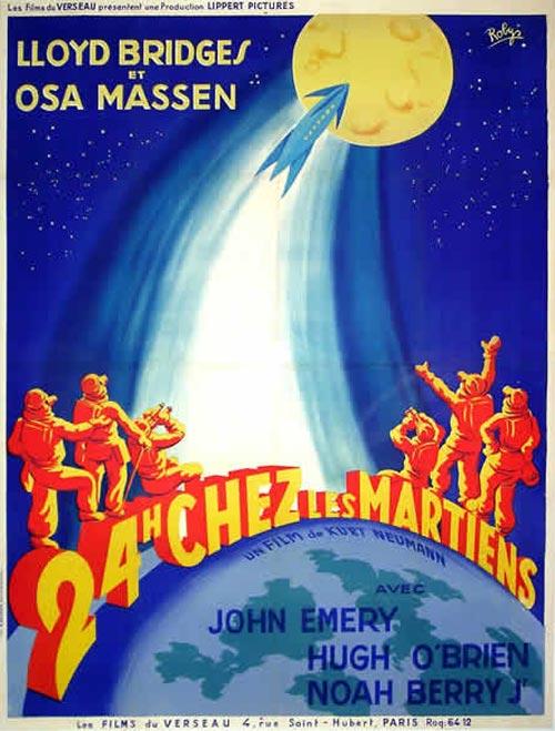 affiche-24-heures-chez-les-martiens-rocketship-x-m-1950-1