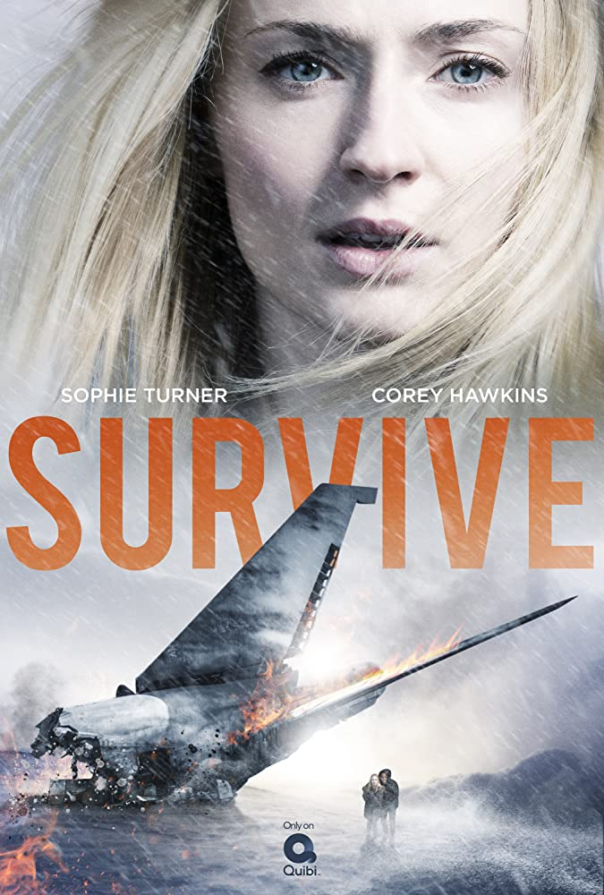 SURVIVE (Quibi) - Séries TV - Sanctuary