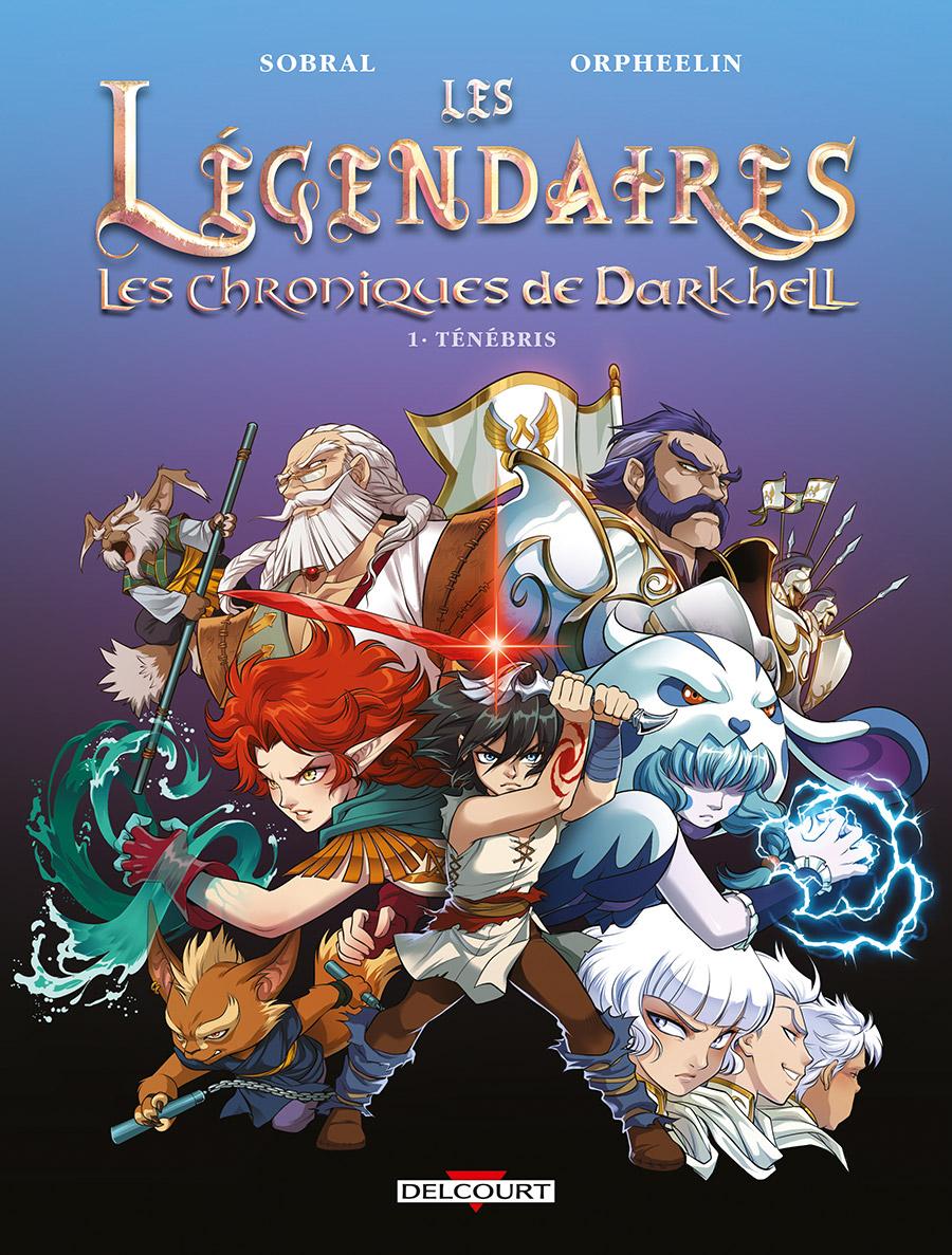 legendaires-chroniquesDeDarkhell-T1
