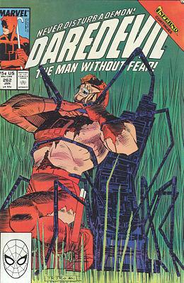 daredevil-comics-262-issues-v1-1964-1998-33940