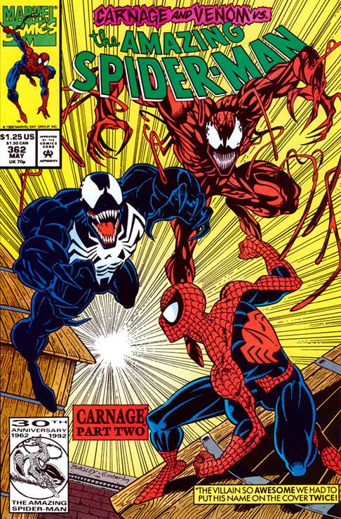 amazing-spider-man-comics-362-issues-v1-1963-1998-12666