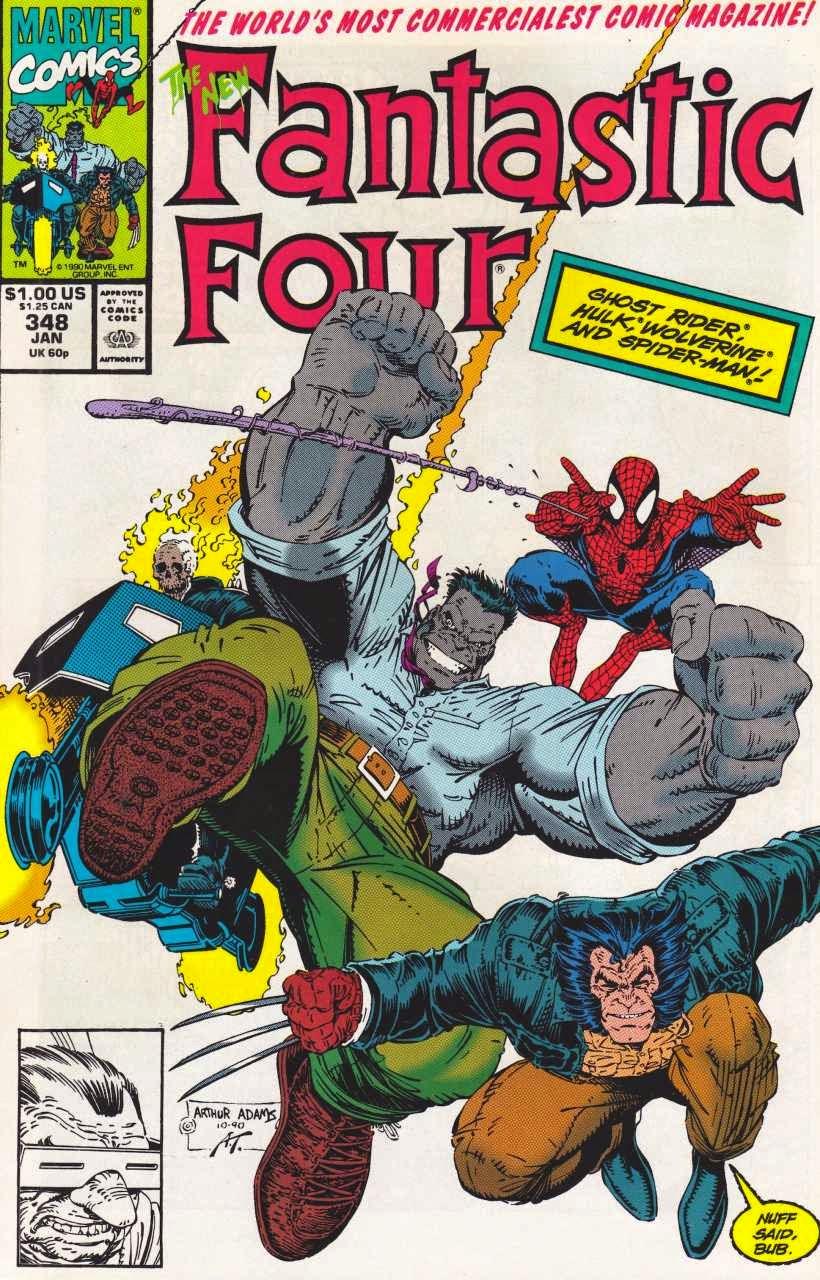 Fantastic Four #348B