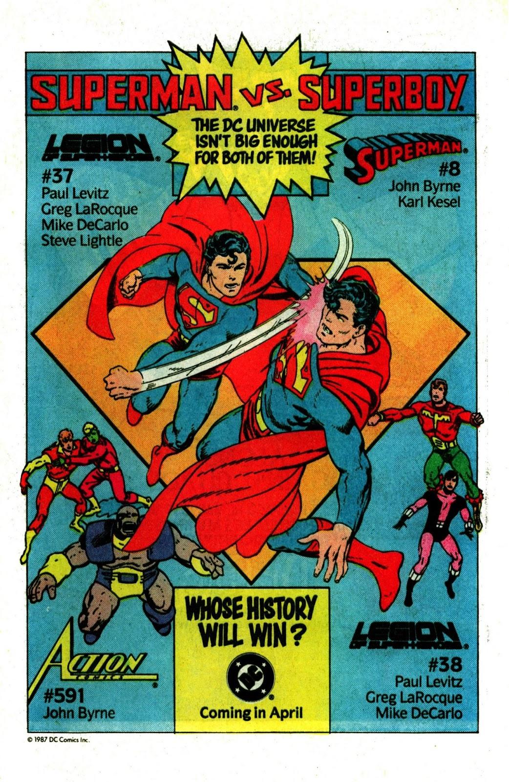 1987 - Superman