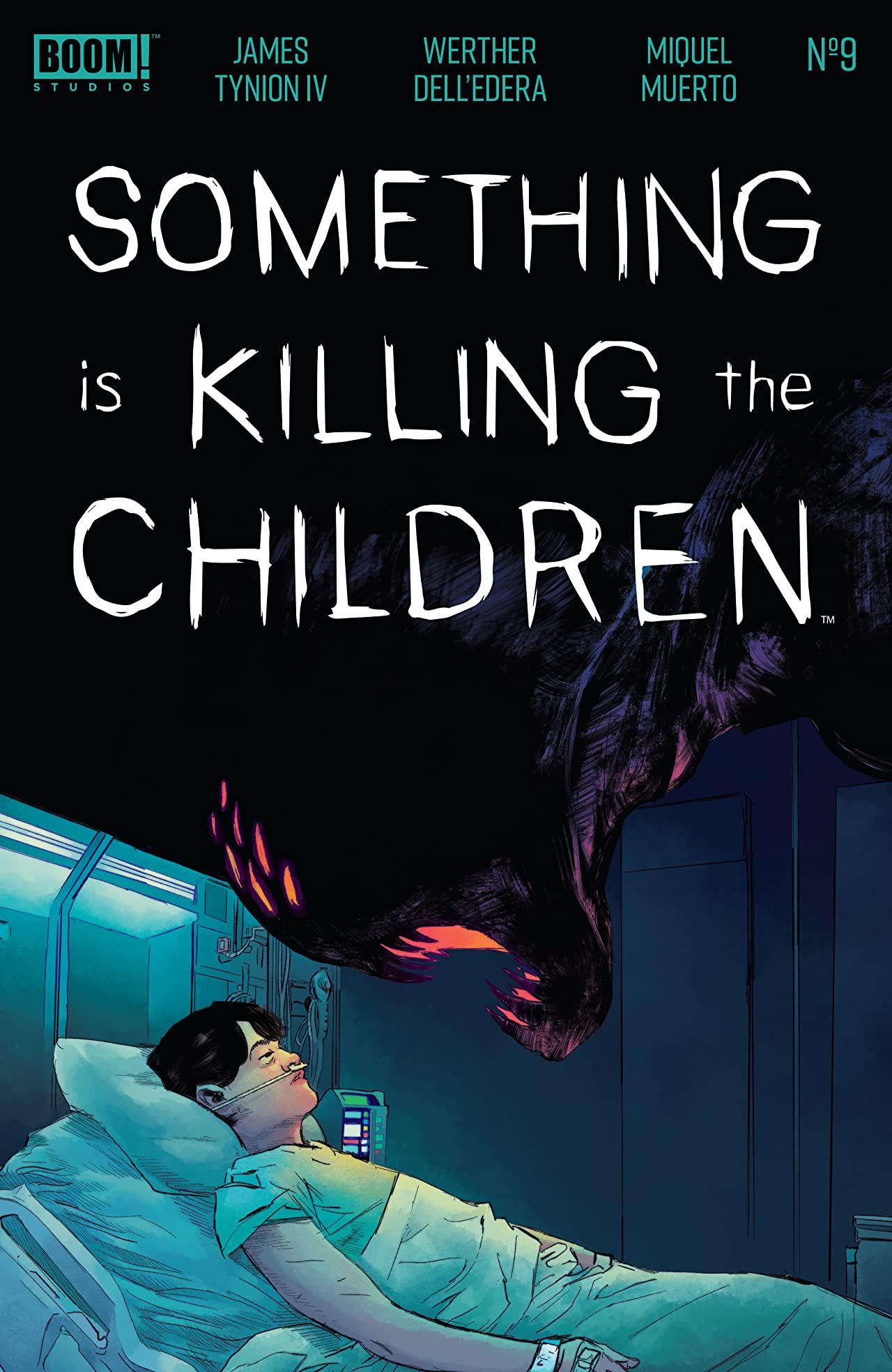 SOMETHING IS KILLING CHILDREN #9c