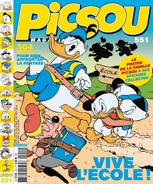 Picsou-Magazine-N°551-Octobre-2020