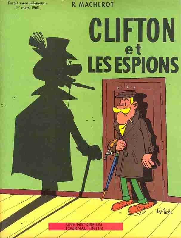 CliftonEtLesEspions