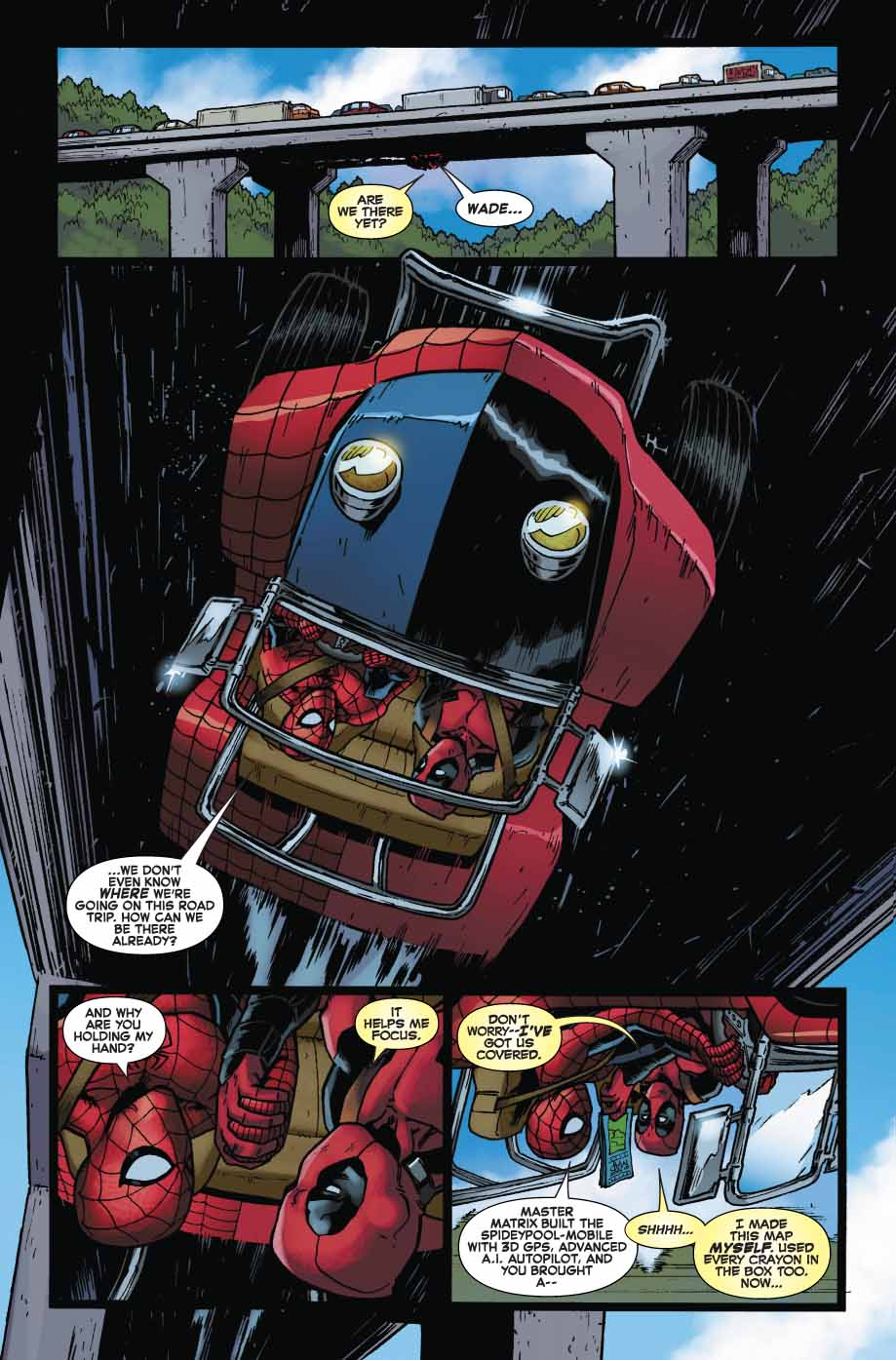 spidermandeadpool412