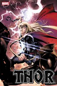 Marvel February 2020 solicits: Thor #3