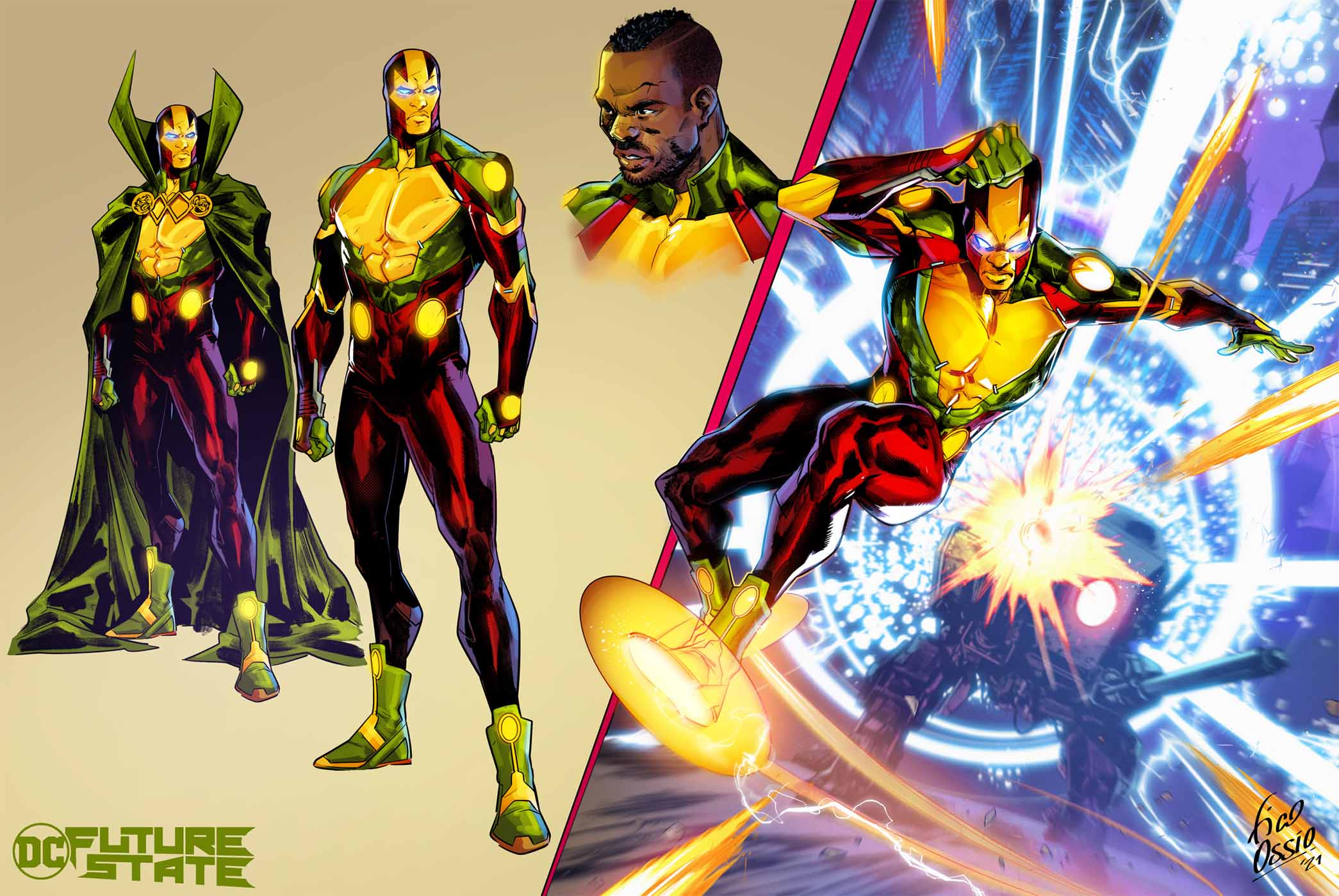 mistermiracle1concept