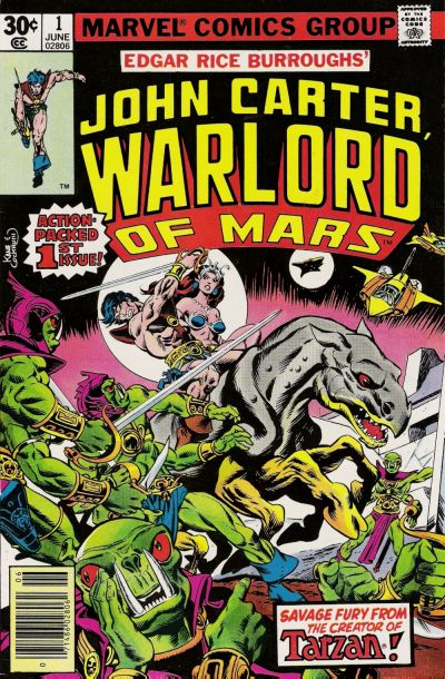 john-carter-warlord-of-mars-comics-volume-1-issues-v1-1977-1979-267624