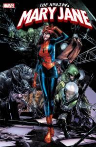 Marvel February 2020 solicits: The Amazing Mary Jane #5
