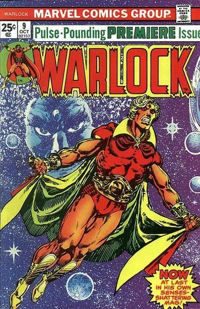 warlock-comics-9-issues-v1-1972-1976-111661