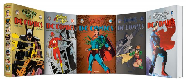 Preview-volumes-DC-Comics-Taschen-