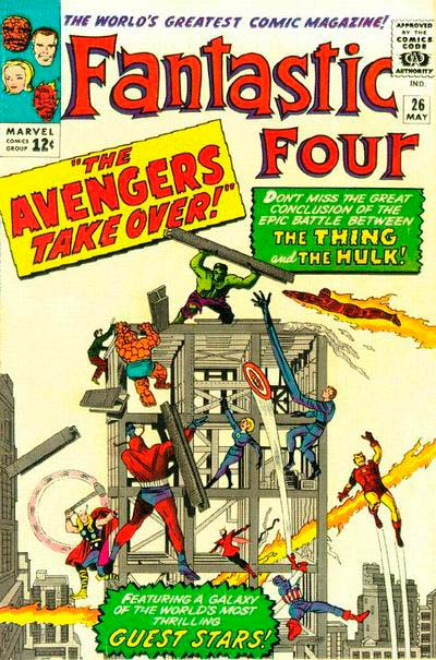 fantastic-four-comics-26-issues-15089