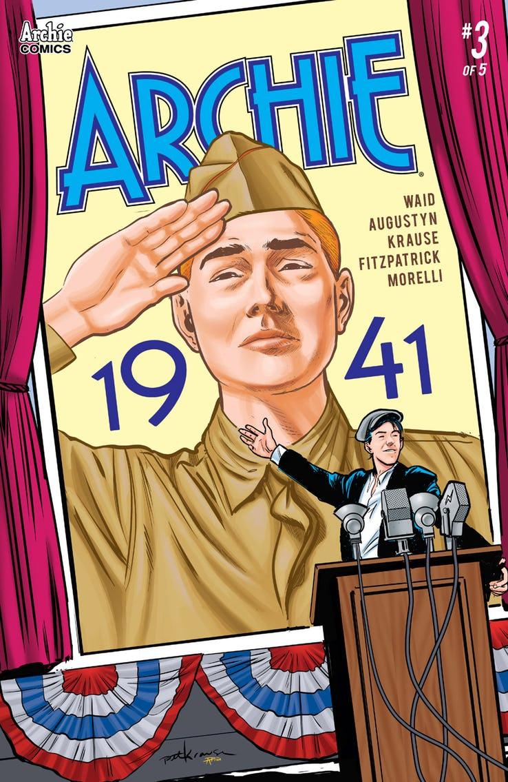 Archie1941-03-CoverA-Krause