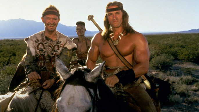 Conan The Destroyer 1
