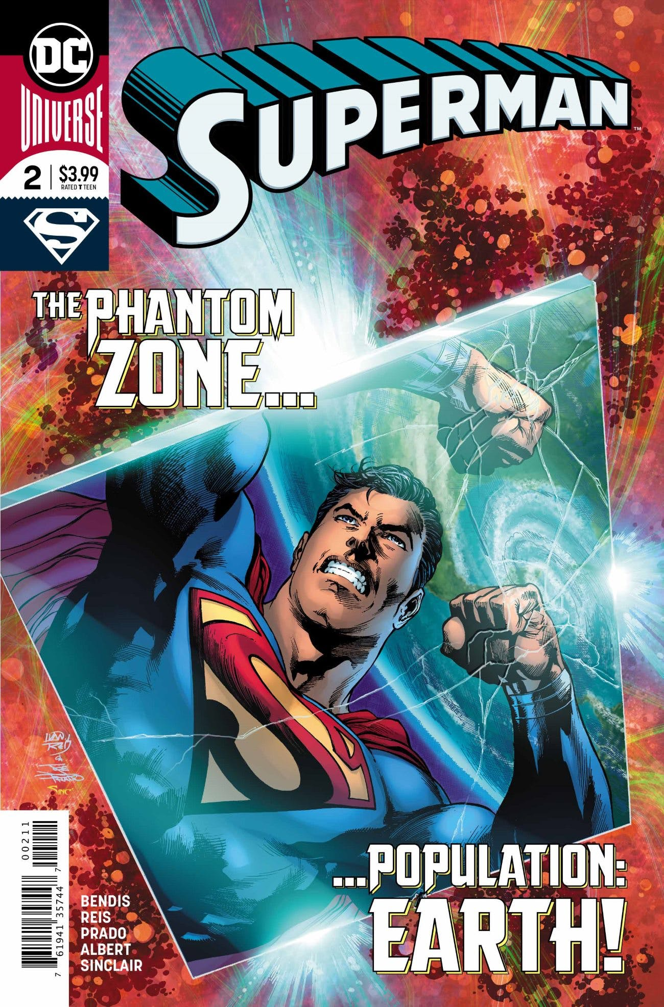 Superman-2-Comic-Cover