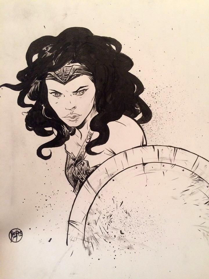 Wonder Woman by Paul Pope