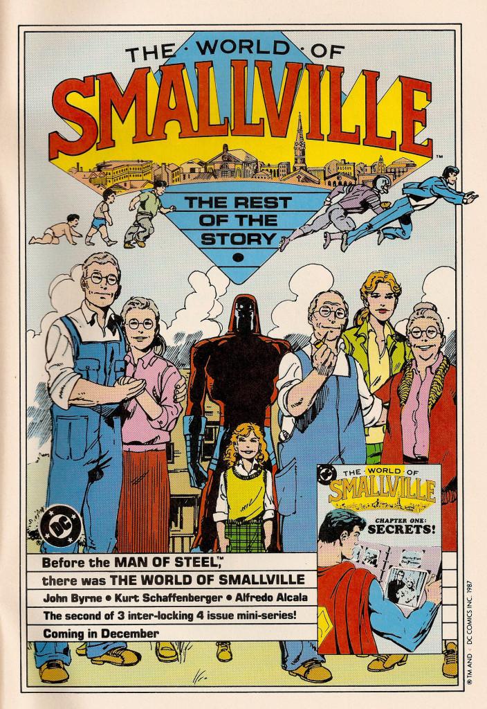 1987 - World of Smallville