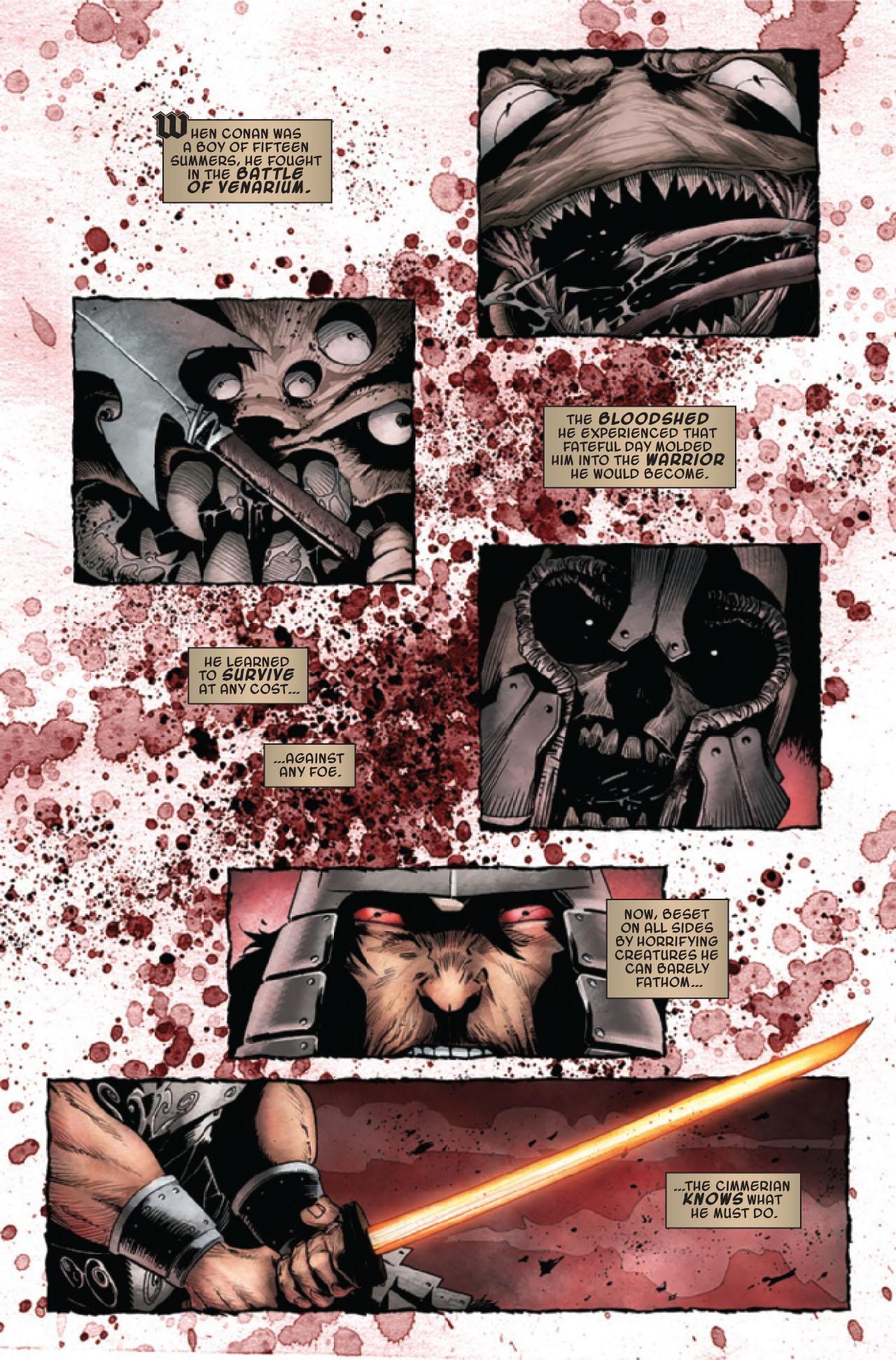 Conan the Barbarian #182