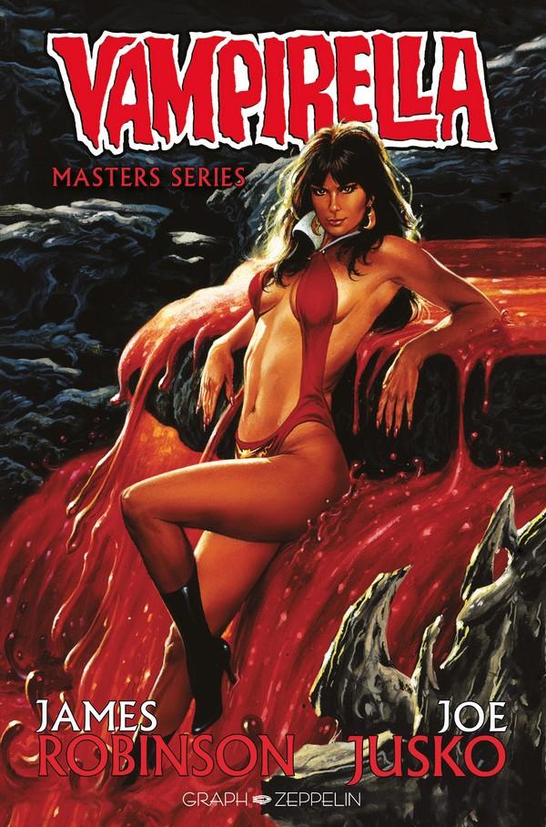 vampirella-par-james-robinson-master-series