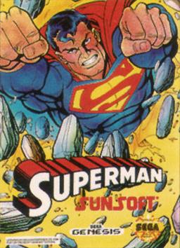 Superman_(1992)_Coverart