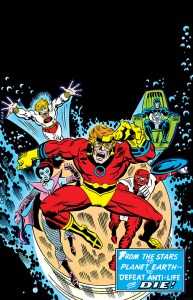The New Gods by Gerry Conway HC