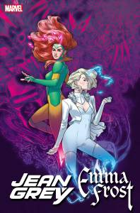Marvel February 2020 solicits: Giant Size X-Men: Jean Grey & Emma Frost #1