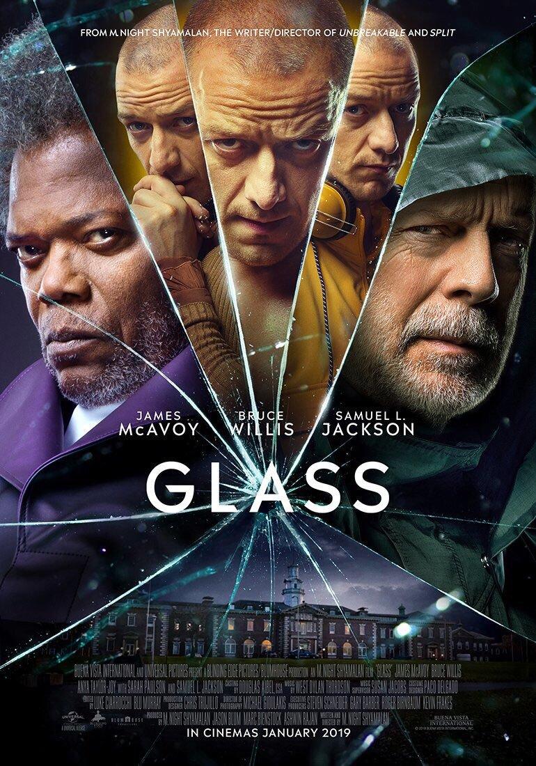 glassposter
