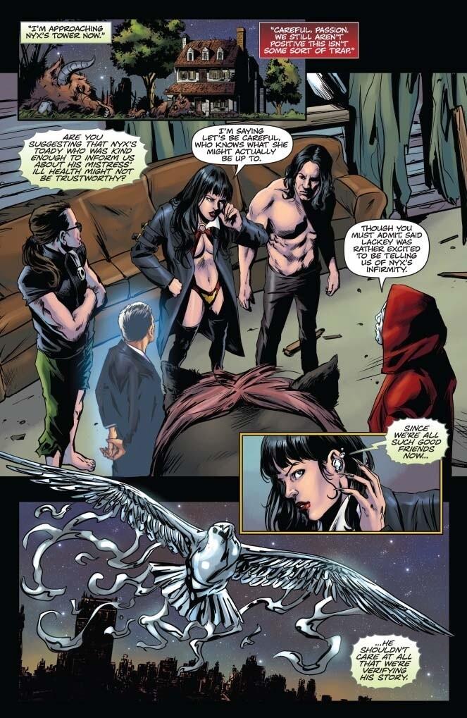 Vengeance of Vampirella #161