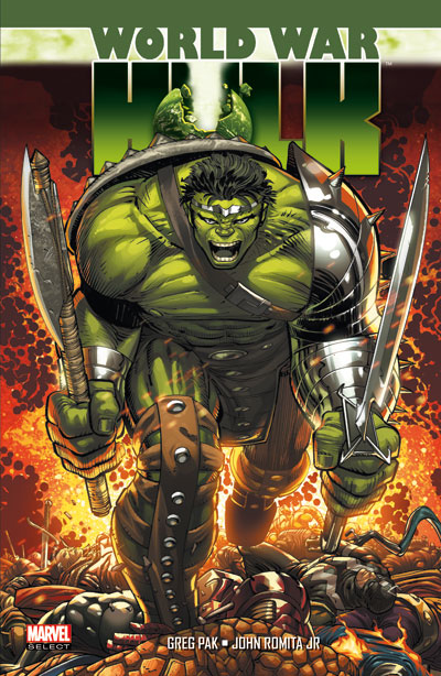 world-war-hulk-comics-volume-1-integrale-39395