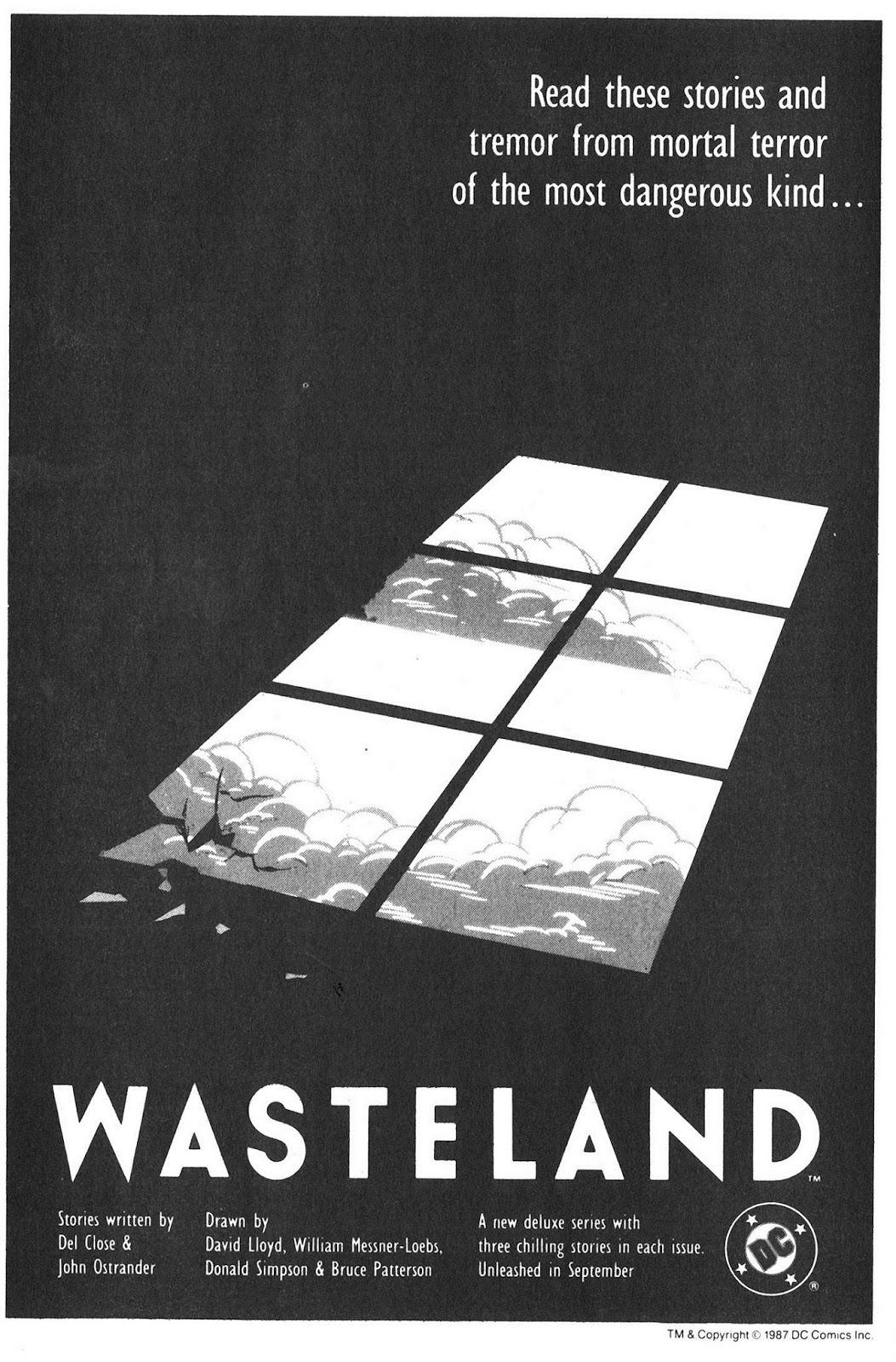 1987 - Wasteland Ad 001 AM124