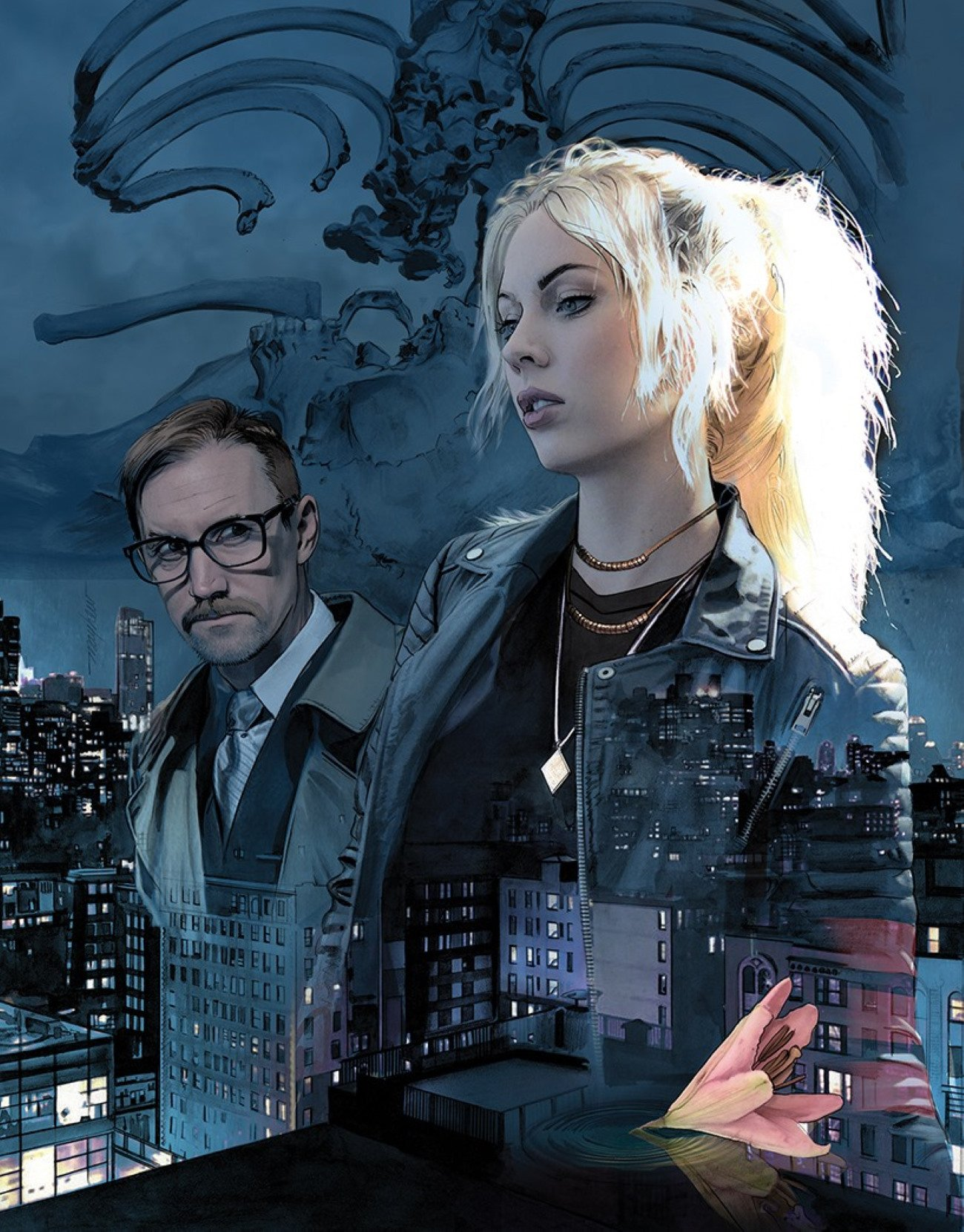 Harley-Quinn-and-Jim-Gordon-Criminal-Sanity