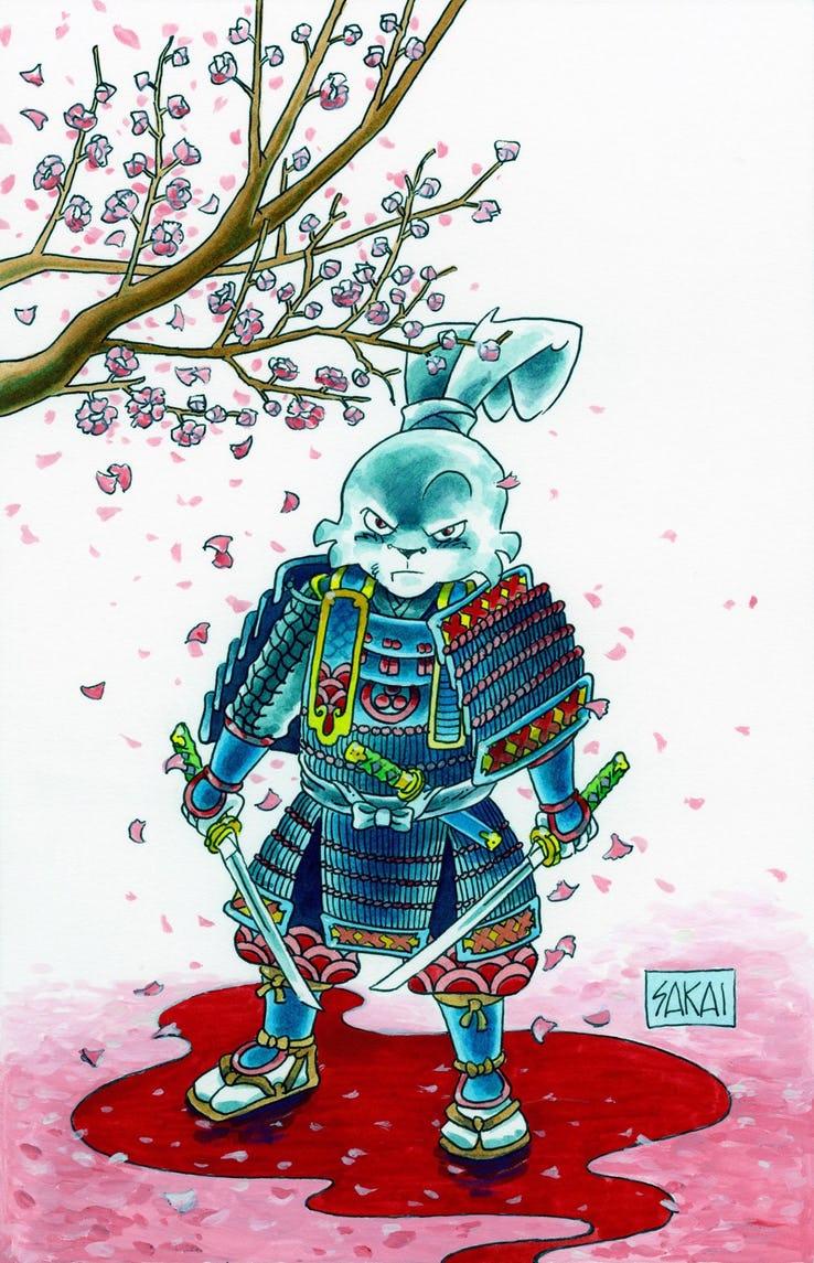 usagi-yojimbo