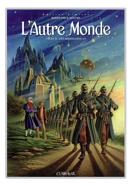 RODOLPHE MAGNIN CLAIR DE LUNE COVER