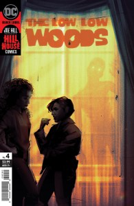 DC Comics March 2020 solicits: The Low, Low Woods #4