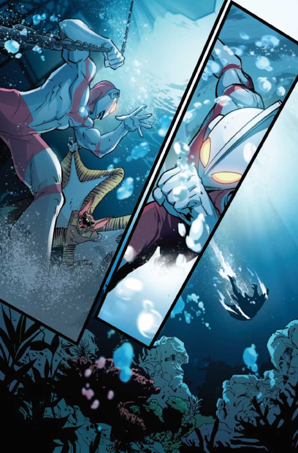 The Trials of Ultraman #12