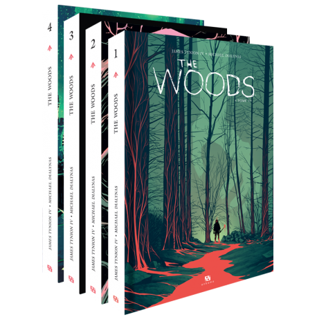 the-woods-integrale-4-tomes