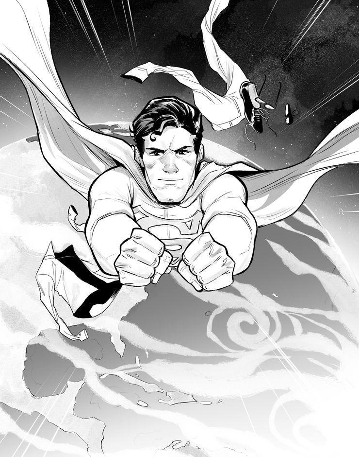 SMvsLOBO-Superman-by-Mirka-Andolfo