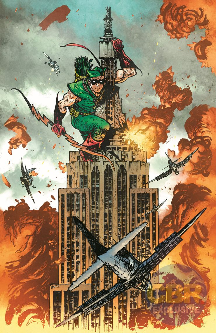 Green-Arrow-80th-Anniversary-50-s-Variant-Cover-by-Daniel-Warren-Johnson---Mike-Spicer-1