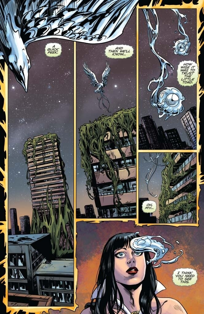 Vengeance of Vampirella #162