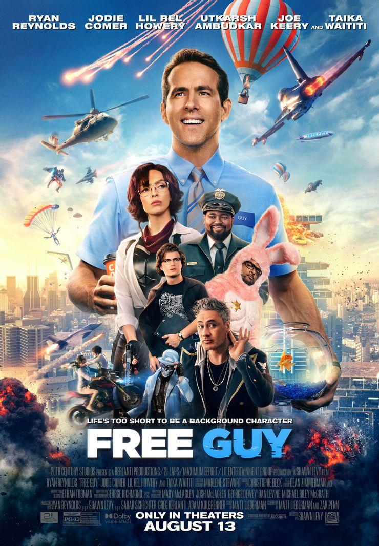Free-Guy-Poster