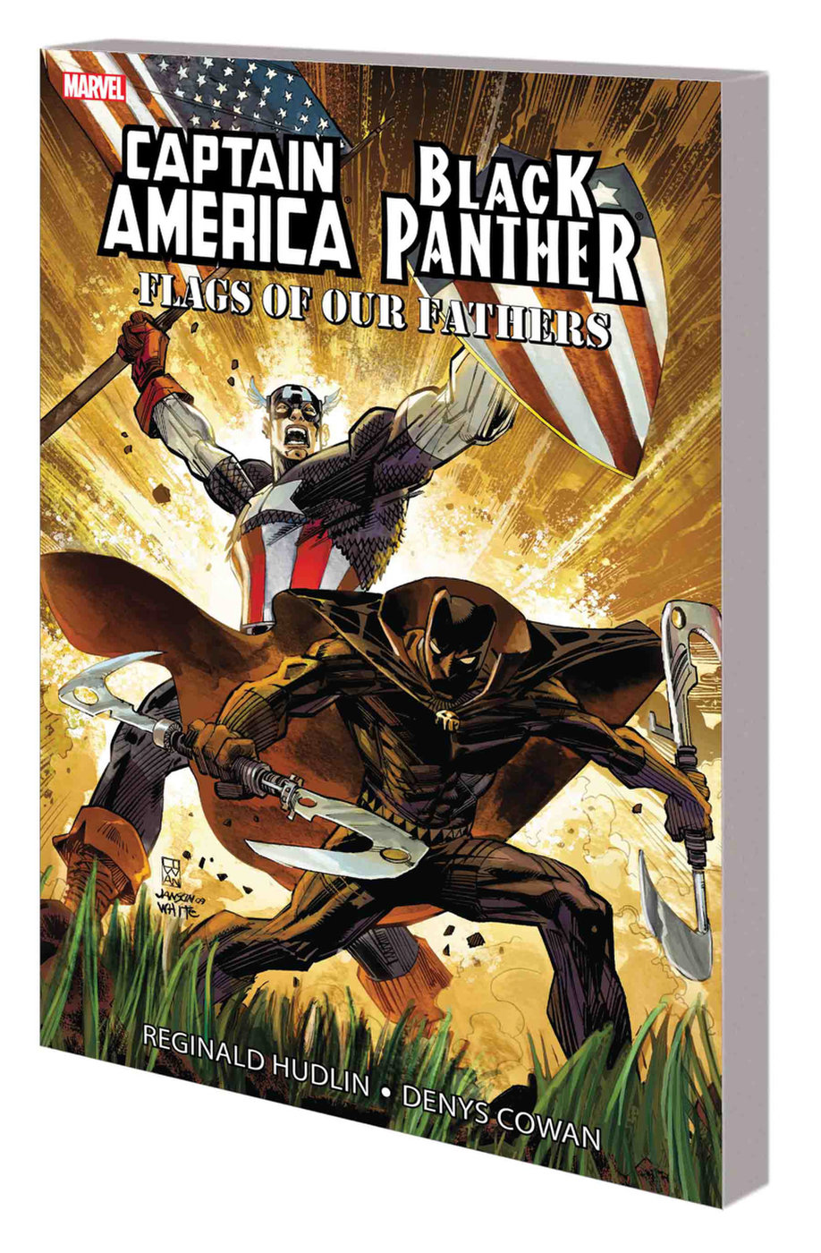 CaptainAmericaBlackPanther