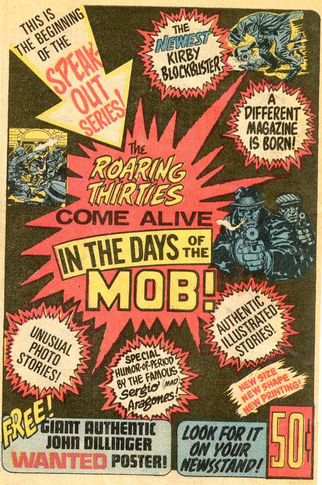 COMICAD dc mob