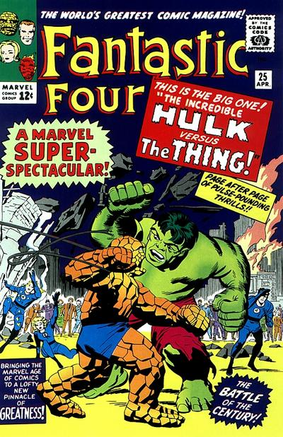 fantastic-four-comics-25-issues-15088