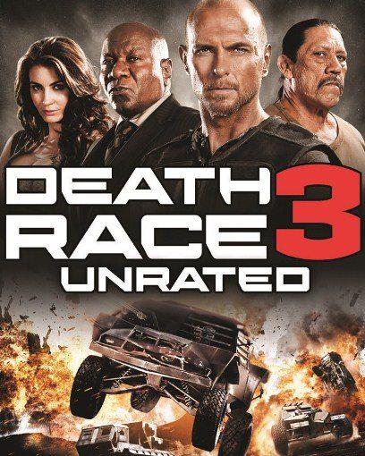 DeathR ace 3 Inferno movie