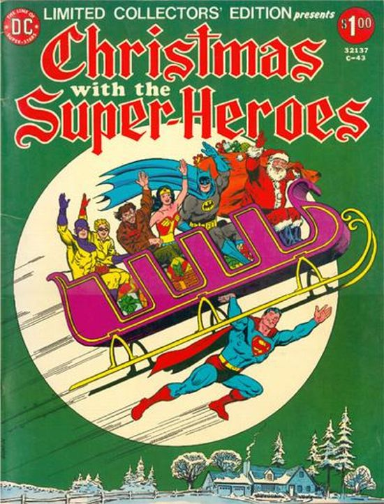 christmas-with-superheroes-superman