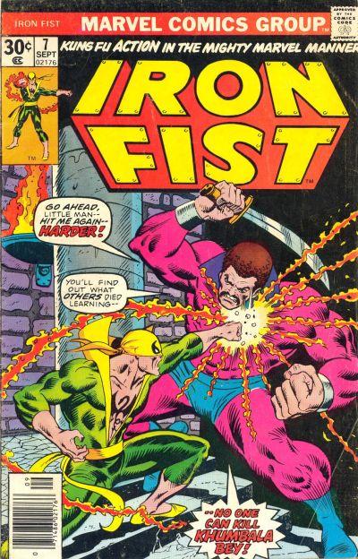 iron-fist-comics-7-issues-v1-1975-1977-70060