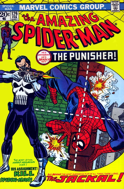 the-amazing-spider-man-comics-129-issues-v1-1963-1998-97989